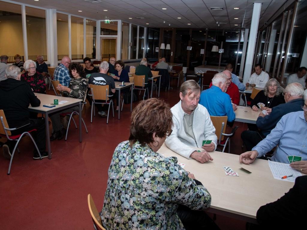 In de topjaren waren er iedere week zo'n dertig tafels bezet.  © Baruitgeverij