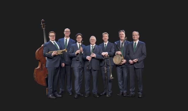 Dutch Swing College Band treedt dit jaar op tijdens het benefietconcert.
