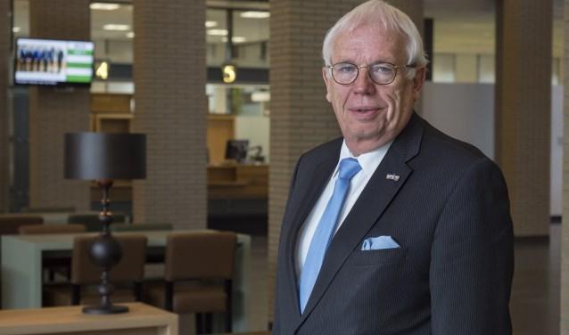 Wethouder Henk Dokter neemt op 8 april afscheid