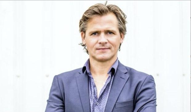 Hoofdredacteur Ib Haarsma van RTV Rijnmond