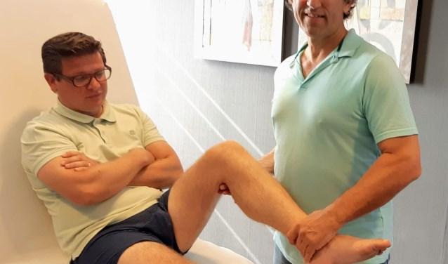 Ruud van Dongen (rechts) wil zijn vak niet missen.