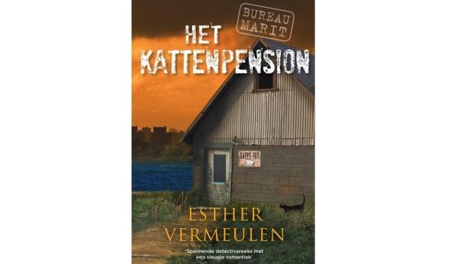 Esther signeert haar boek zaterdag 22 september in Barendrecht.