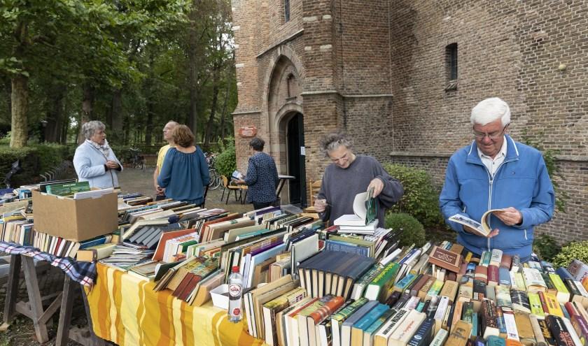 Boeken, boeken en nog eens boeken...