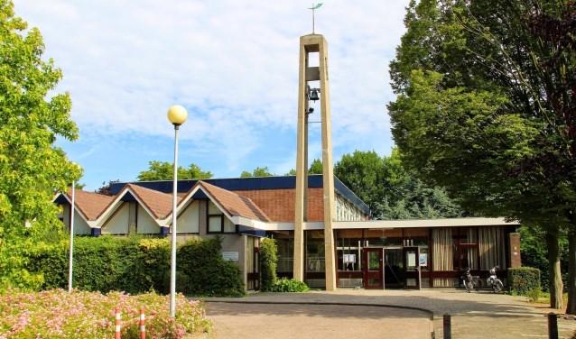 De Triomfatorkerk is nu in handen an de GKV Barendrecht-Pernis-Albrandswaard.