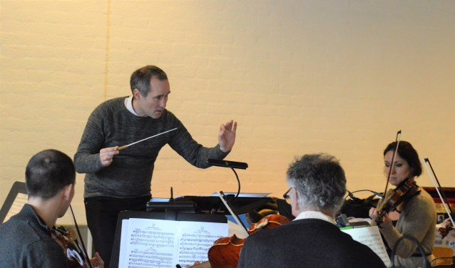 Jean-Pierre Gabriël voor Ridderkerks Symfonieorkest