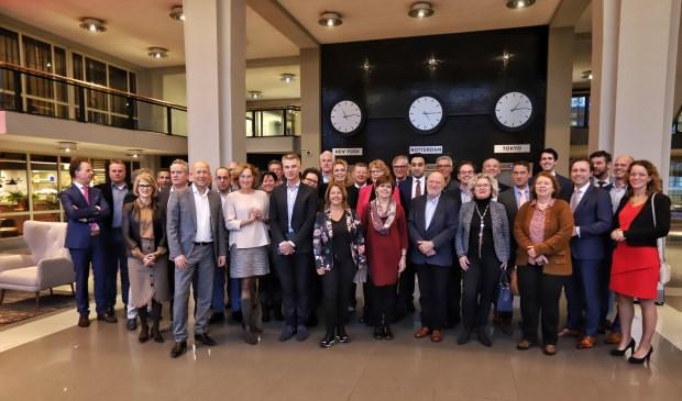 De afspraken zijn vastgelegd in het Regioakkoord Nieuwe Woningbouwafspraken Regio Rotterdam, waarvoor veertien gemeenten op 30 januari hun handtekening hebben gezet.
