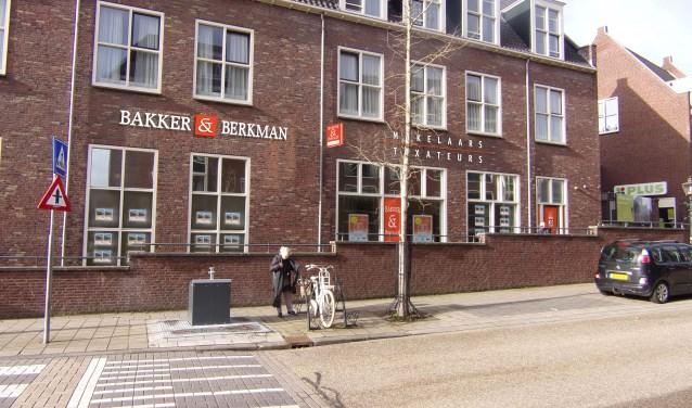 Het moderne kantoor, waar ook De Hypotheekshop is gevestigd, is recent opgefrist.
