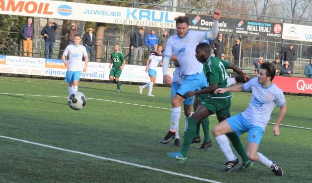 Nedely Fortes scoorde drie keer in Naaldwijk (archieffoto)