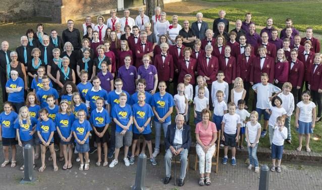 Leden van Rabobank kunnen tijdens de Clubkas Campagne stemmen op Harmonie Barendrecht.