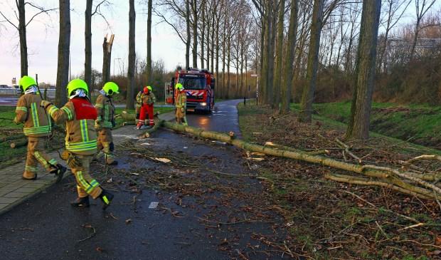 Foto: Brandweer Ridderkerk