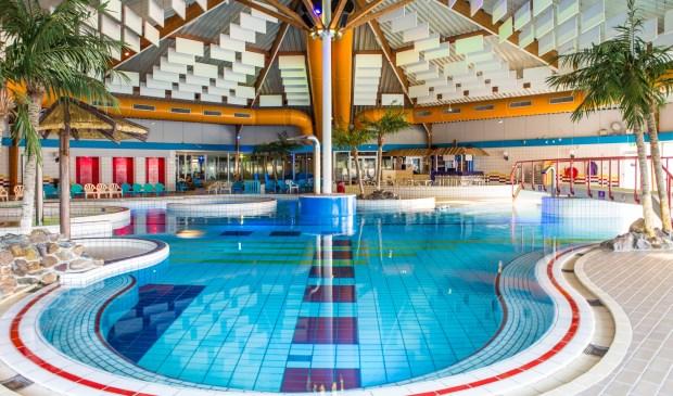 Het recreatiebad van De Fakkel (foto Sport en Welzijn)