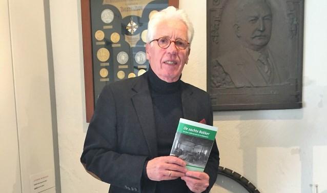 Jan Verhoeven dook in de historie van het rubberbedrijf van Bakker