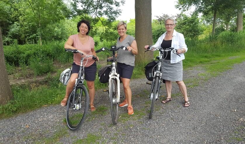 Per fiets de regio verkennen voor een goed doel.