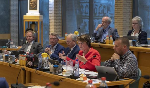 Cora van Vliet is haar plek als wethouder kwijt