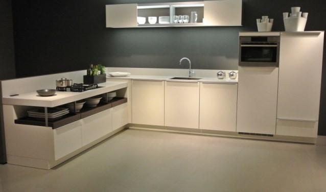 Nieuwe Design Keuken : Nieuw bij teunissen becking poggenpohl keukens hart van rijssen