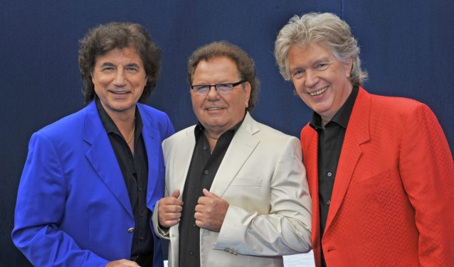 die flippers 40 jaar Hart van Enschede   Die Flippers en Frans Bauer op Schlagersymphonica die flippers 40 jaar