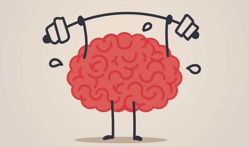 Hersenen animatie