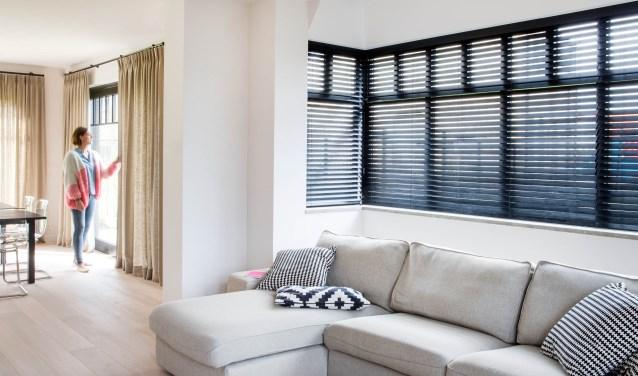 20% korting op raamdecoratie en gordijnen! hart van rijssen