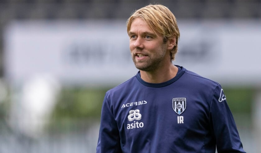 'Heracles Almelo is a good step for myself'