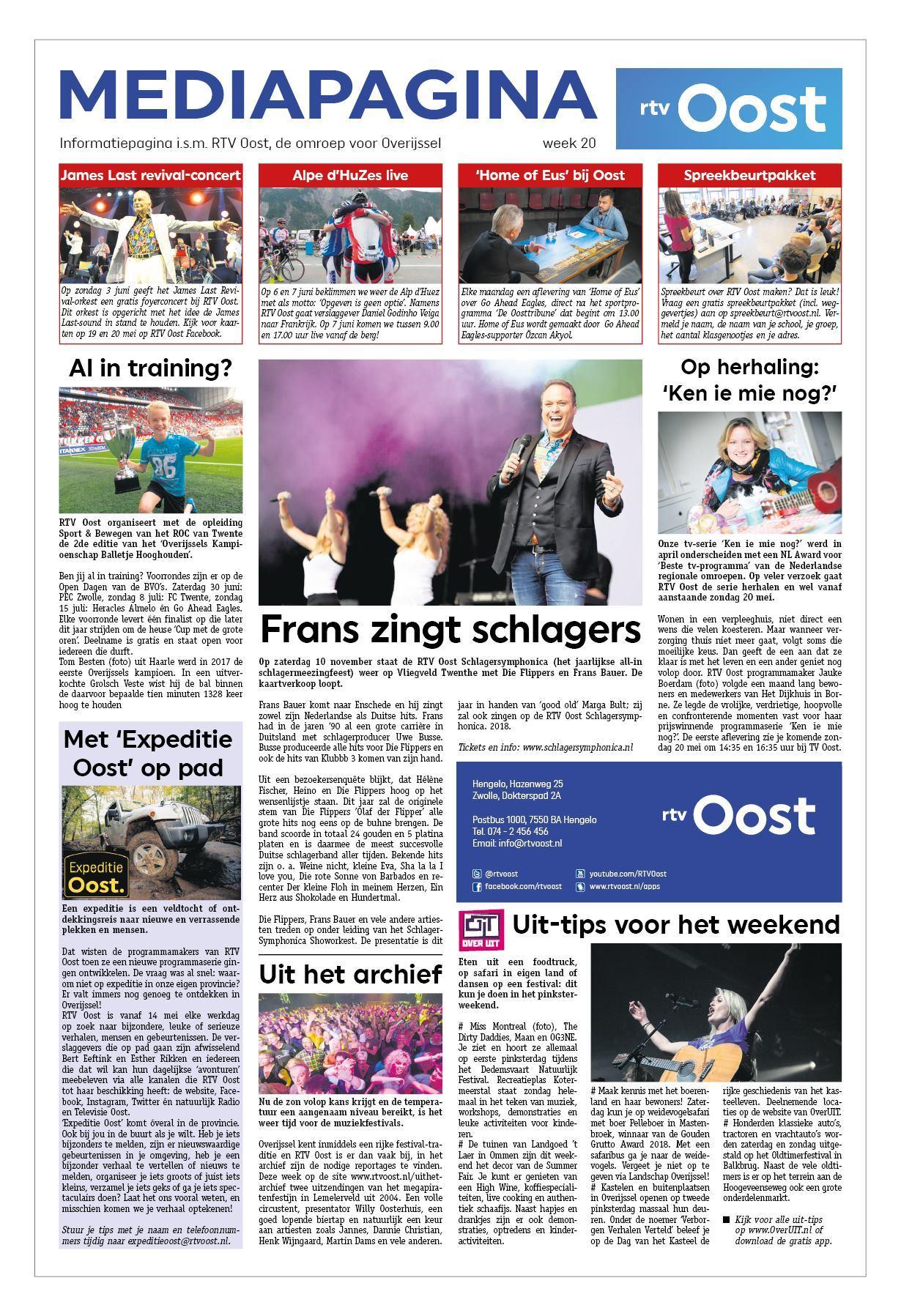 9002545bc3e Hart van Rijssen - Nijverdal 18 mei 2018