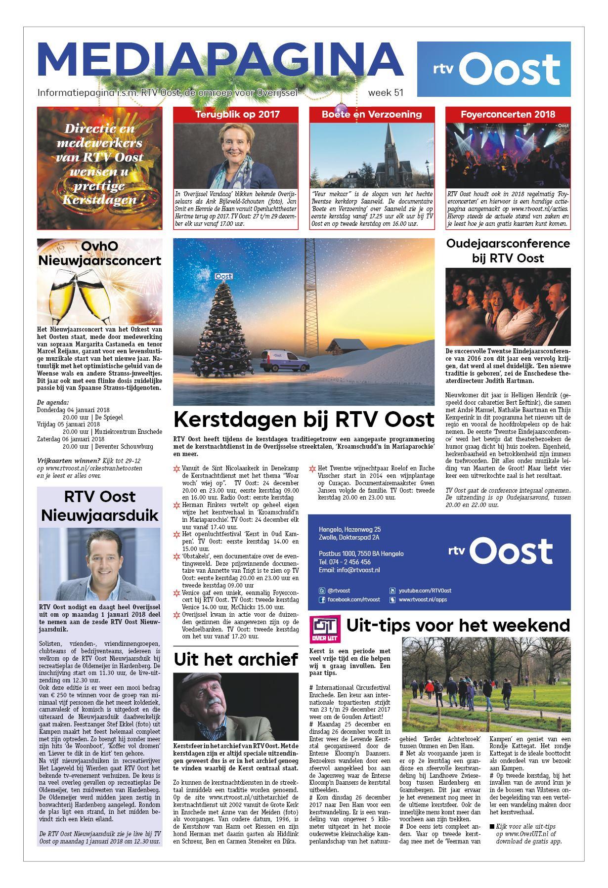 e1aacf34b44 Hart van Rijssen - Nijverdal 22 december 2017
