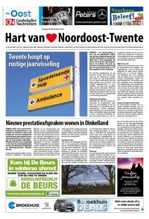 Hart van Noordoost Twente 28 december 2018