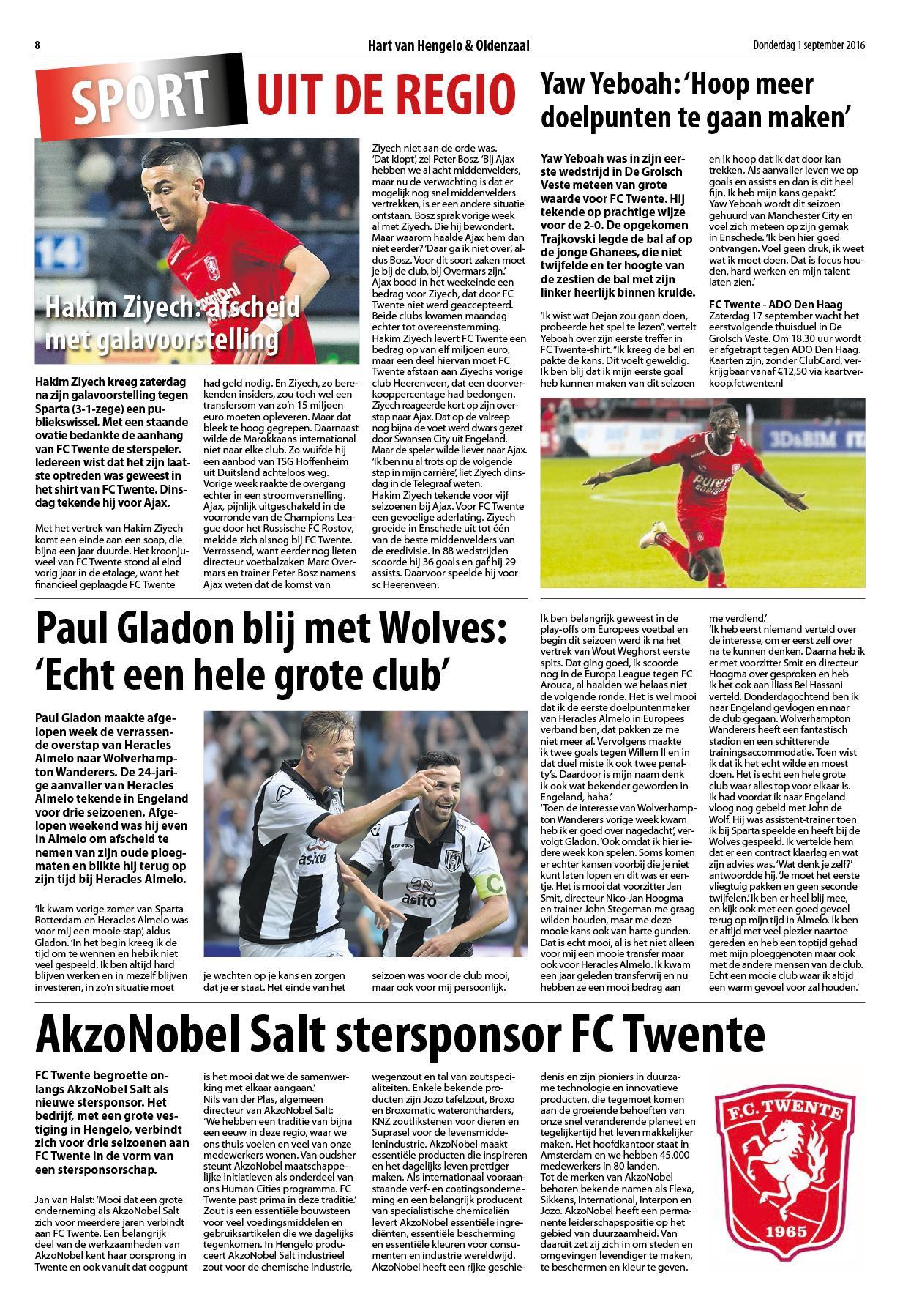 4fb8e07d2e5 Hart van Hengelo - Hof van Twente 31 augustus 2016