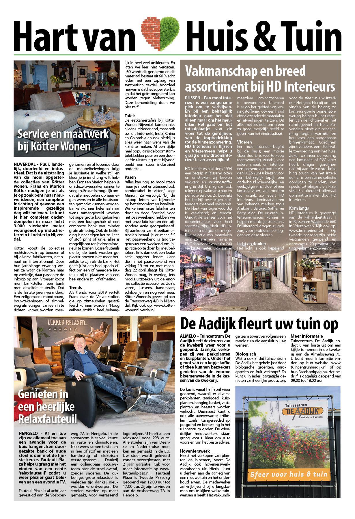 e46f0a79840 Hart van Almelo - Wierden 19 april 2019