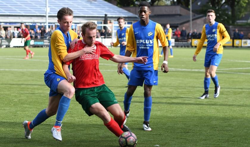 RKVVO speelt een meer dan schitterende wedstrijd tegen Heeze.