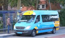 De Servicebus verdwijnt als vaste buslijn