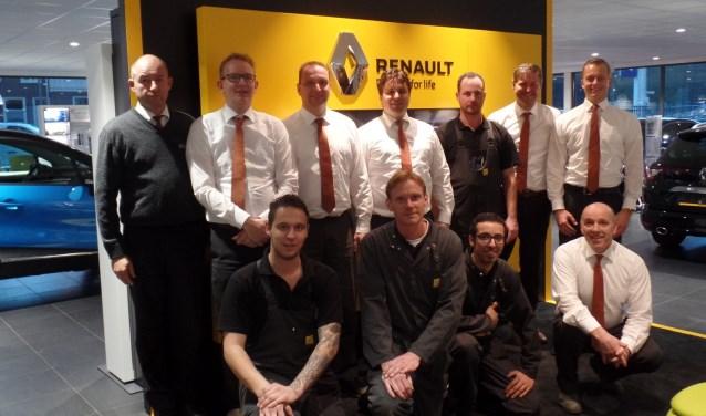 Bochane opent Renault Store in Zeist met acties | De Nieuwsbode