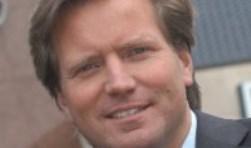 Directievoorzitter Migchel Dirksen.