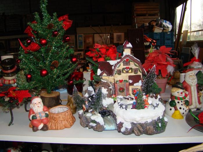 Activiteit Rommelmarkt In Kerstsfeer De Faam Nl