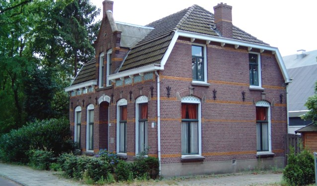 Villa Eikenoord aan de Aalsterweg 310.