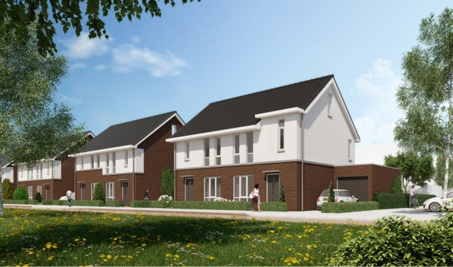 Nieuwe huizen kerkwijk didam gaan in de verkoop for Verkoop huizen