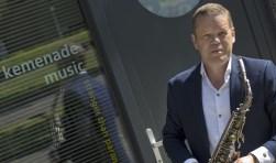 Saxofonist en componist Paul van Kemenade is initiator van Stranger than Paranoia (foto: Stef Mennens)