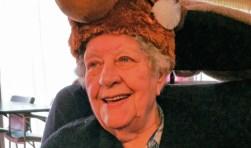 De moeder van Ria Tuenter.
