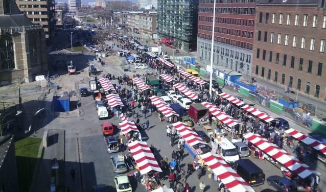 rommelmarkt rotterdam west