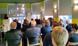 Ondernemers bijeen in Villa Mondriaan. Foto PR