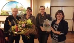 De winnaars van de Kern met Pit. (foto: PR)