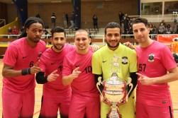 Kampioen El Ninios.