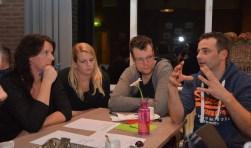 In december werd in dorpshuis 't Noorderhuukien door De Akker en de Timotheüsschool een gespreksavond gehouden over de mogelijkheden om Het Noordermerk te laten voortbestaan. archieffoto