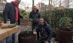 TV kok Jeremy Vermolen , Rob Verlinden en Ivo Putman (Foto: Peter van Zett
