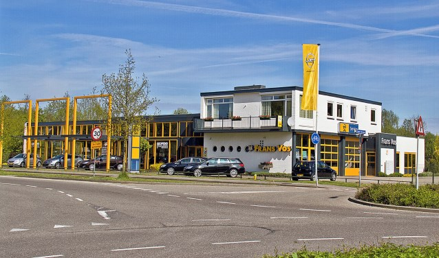 Opel Garage Heemskerk : Frans vos enige opel dealer in de liemers zevenaar post