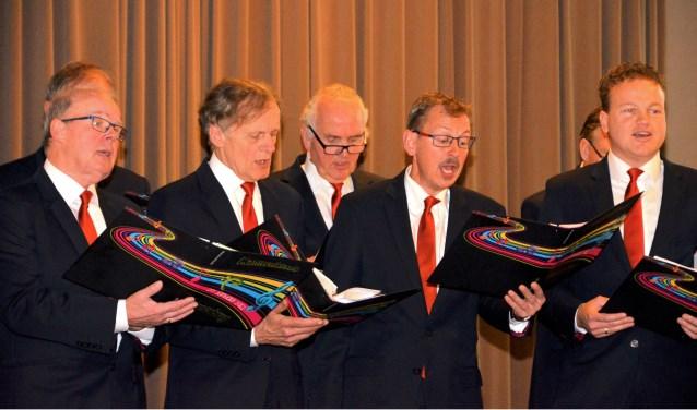 Met een feestelijk concert in het Muziekcentrum Enschede viert Mannenklank Glanerbrug zaterdag het 65-jarig bestaan.