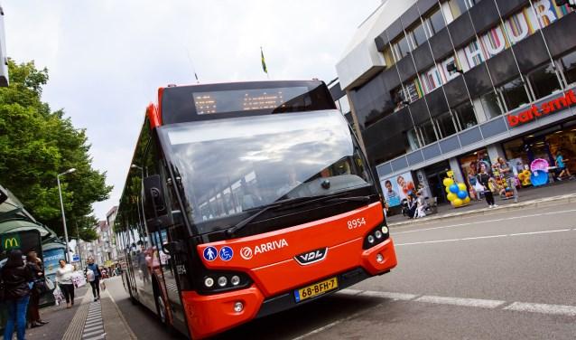 Vanaf 1 december is het niet meer mogelijk om met contant geld een kaartje in Brabantse bussen te kopen.