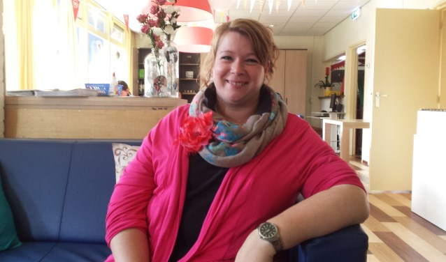 Annemarie Pierhagen. (tekst en foto: Ina Florusse)
