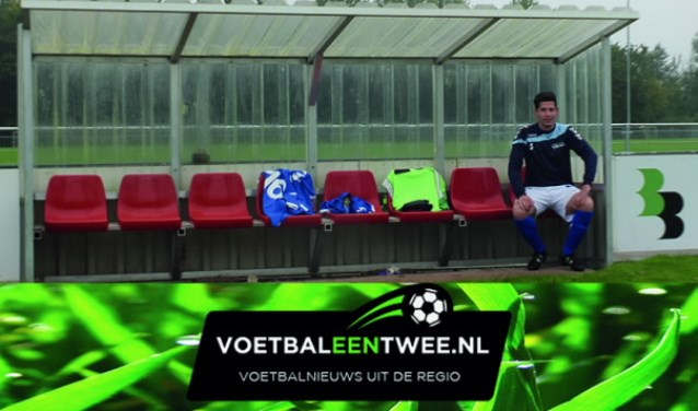 Merino-speler Ryan Holman zit in zijn nadagen van zijn voetbalcarrière. De ex-jeugdinternational hoopt nog twee jaar te kunnen spelen. Foto: (VoetbalEenTwee)