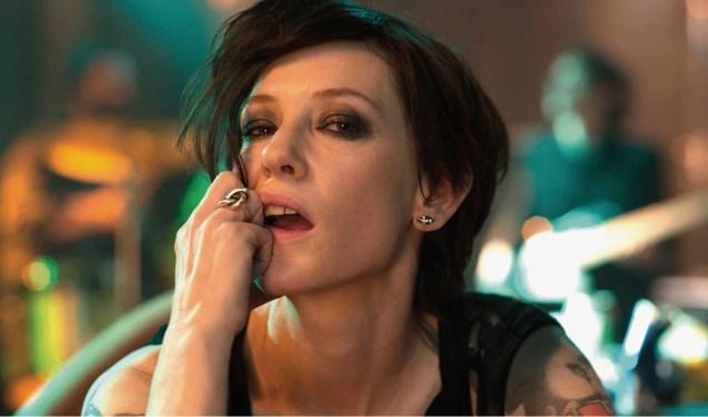 Een van de films die in Hengelo wordt vertoond in het kader van het Overijssels filmfestival is Manifesto met Cate Blanchett. Foto: Barbara Schmidt