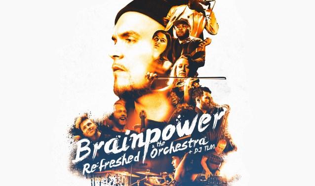 Brainpower gaat samen met The Re:Freshed Orchestra op tournee.